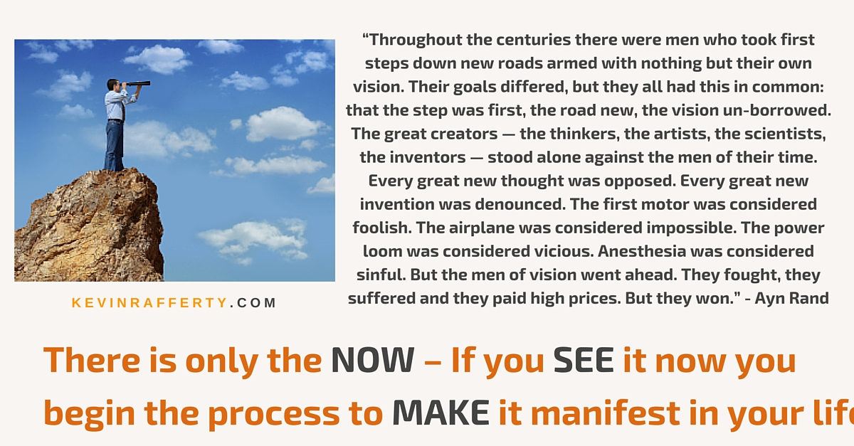 How to Manifest Your Vision!