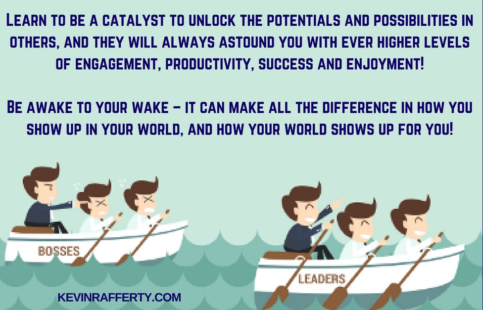 Five Success Tips For New Leaders